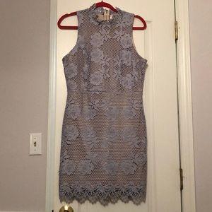 Bäcio lavender lace dress